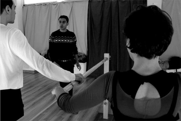 Clase Danza Clásica con Edoardo Ramírez